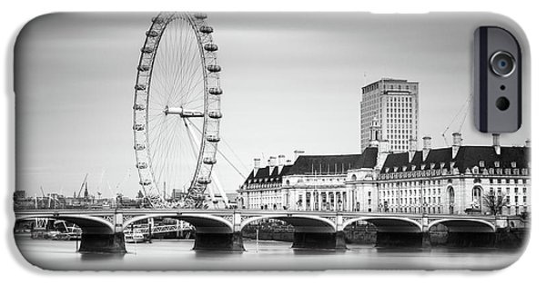 London Eye IPhone 6s Case by Ivo Kerssemakers