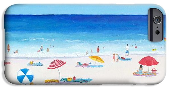 Long Hot Summer IPhone Case by Jan Matson
