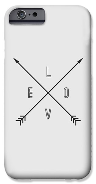 Love Compass IPhone 6s Case by Taylan Apukovska