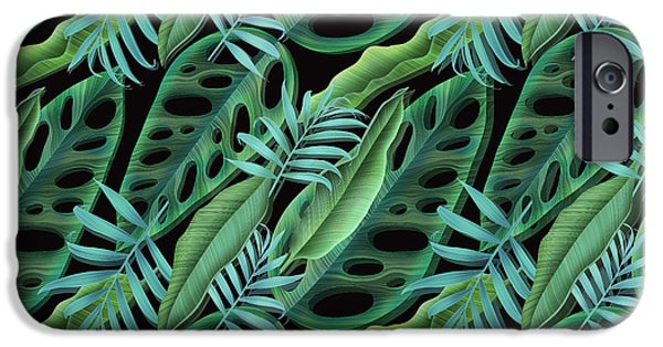 Lovely Green  IPhone Case by Mark Ashkenazi