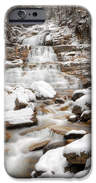 Lower Kent Falls 2016 IPhone Case by Bill Wakeley
