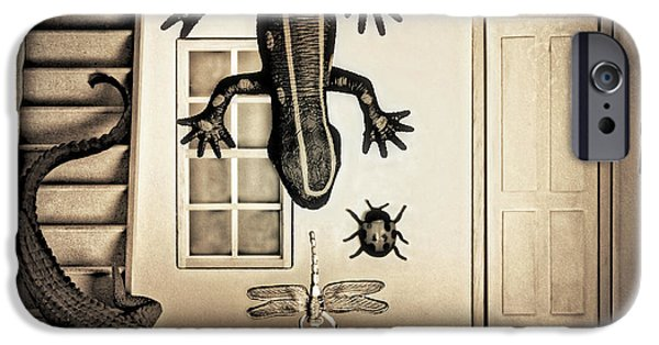 Lunchroom IPhone Case by Jeff  Gettis