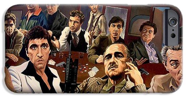 Mafia IPhone Case by Mafia