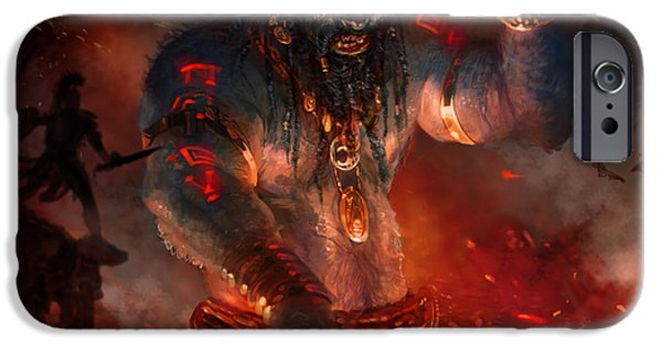 Maker Of The World IPhone 6s Case by Ryan Barger