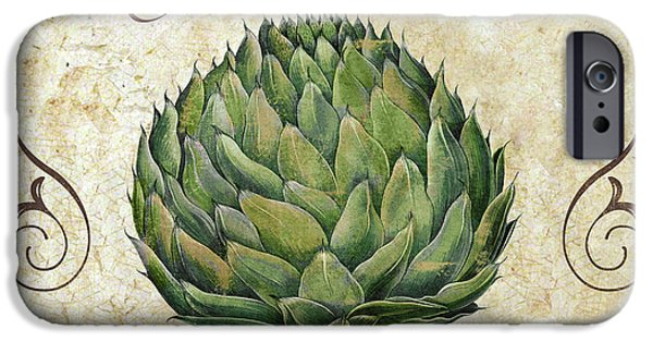 Mangia Artichoke IPhone 6s Case by Mindy Sommers