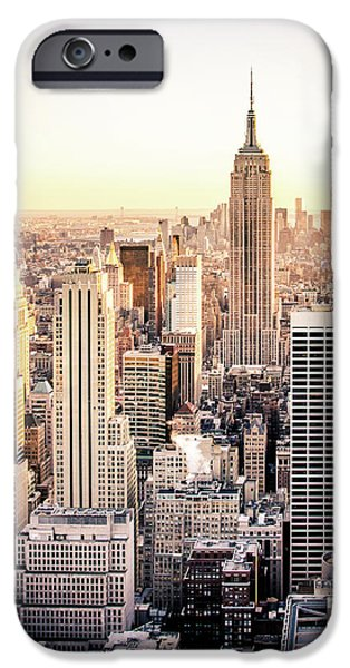 Manhattan IPhone 6s Case by Michael Weber