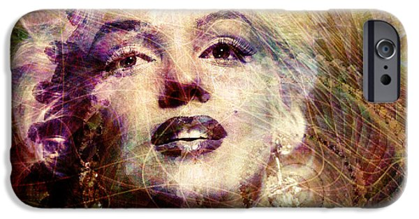Marilyn IPhone 6s Case by Barbara Berney