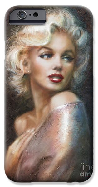 Marilyn Ww Soft IPhone 6s Case by Theo Danella