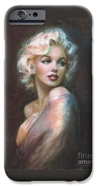Marilyn Ww  IPhone 6s Case by Theo Danella