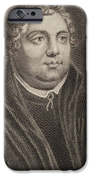 Martin Luther IPhone Case by English School