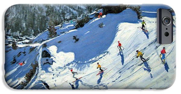Matterhorn IPhone Case by Andrew Macara