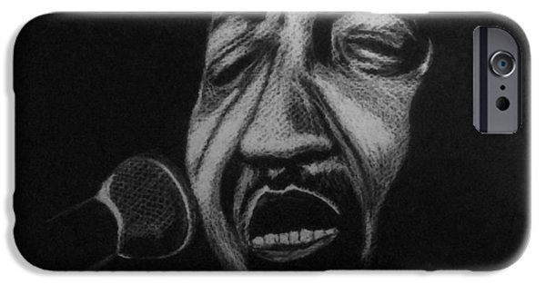 Mckinley Morganfield IPhone Case by Nick Young