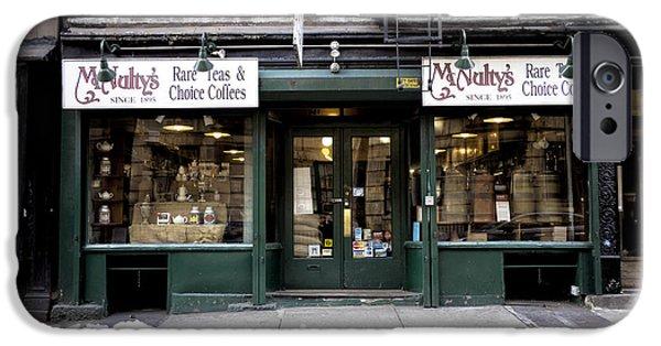 Mcnulty's Of Greenwich Village IPhone 6s Case by John Rizzuto