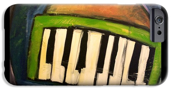 Melodica Mouth IPhone Case by Tim Nyberg