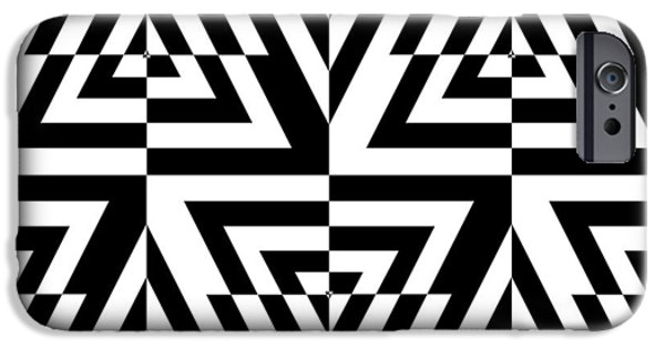Mind Games 22 IPhone Case by Mike McGlothlen