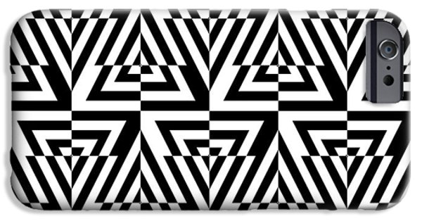 Mind Games 23 IPhone Case by Mike McGlothlen