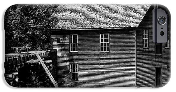 Mingus Mill IPhone Case by Chris Flees