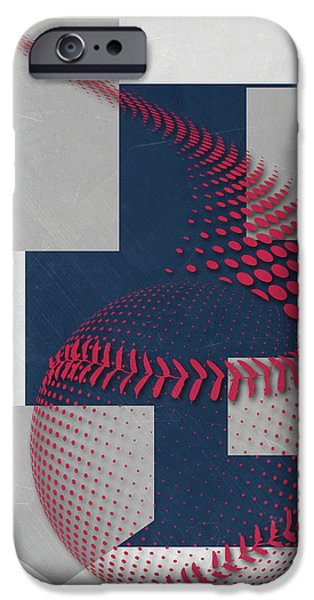 Minnesota Twins Art IPhone Case by Joe Hamilton