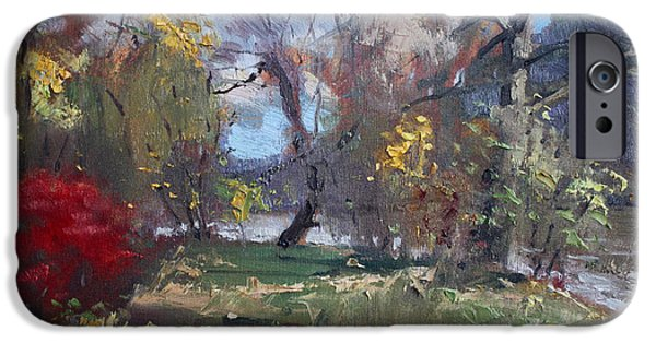 Mixed Weather In A Fall Afternoon IPhone 6s Case by Ylli Haruni