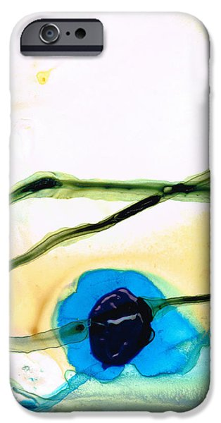 Modern Abstract Art - A Perfect Moment - Sharon Cummings IPhone Case by Sharon Cummings