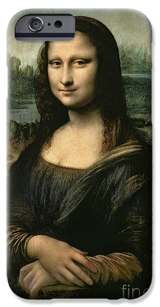 Mona Lisa IPhone Case by Leonardo da Vinci