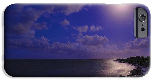 Moonlight Sonata IPhone Case by Chad Dutson