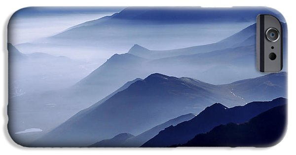 Morning Mist IPhone Case by Chad Dutson