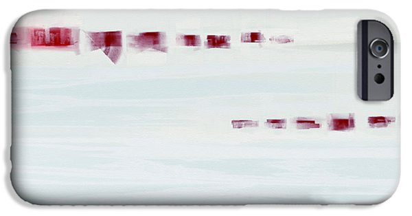 Morning Shore IPhone Case by Frank Tschakert