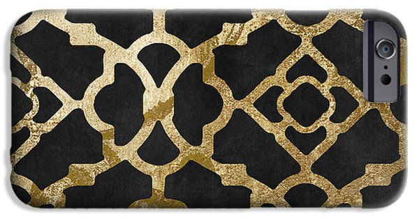 Moroccan Gold IIi IPhone 6s Case by Mindy Sommers