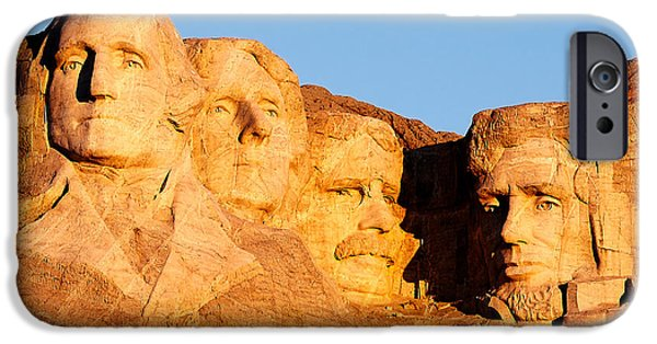 Mount Rushmore IPhone 6s Case by Todd Klassy