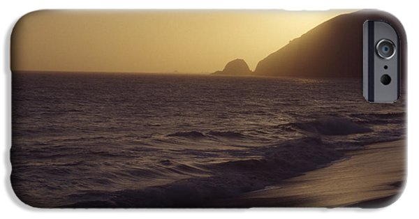 Mugu Rock - Pacific Coast Highway IPhone Case by Soli Deo Gloria Wilderness And Wildlife Photography