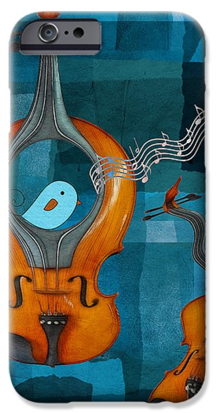 Musiko IPhone 6s Case by Aimelle