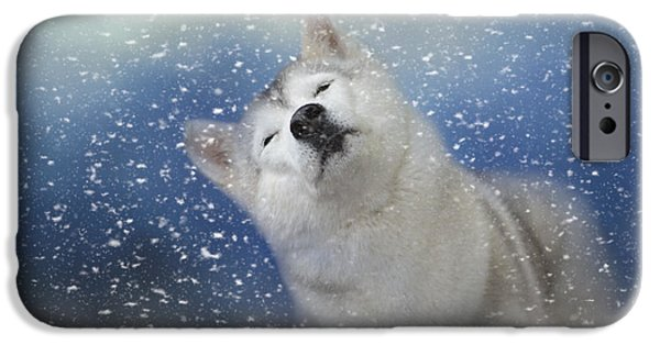 My Favorite Thing About Winter IPhone Case by Jai Johnson