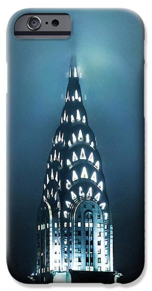 Mystical Spires IPhone 6s Case by Az Jackson