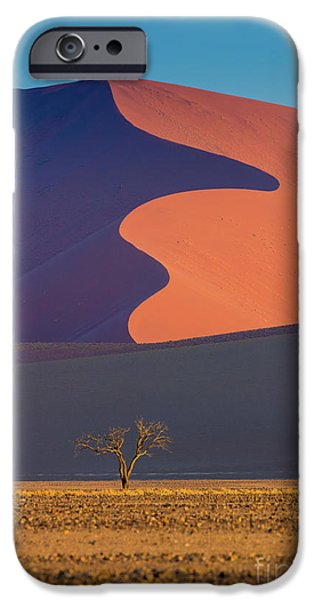 Namib Dune IPhone Case by Inge Johnsson