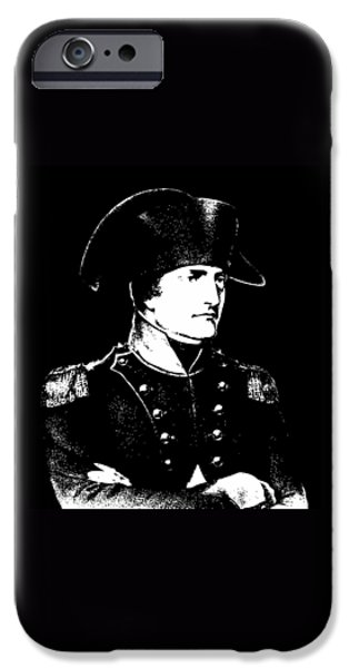 Napoleon Bonaparte IPhone Case by War Is Hell Store