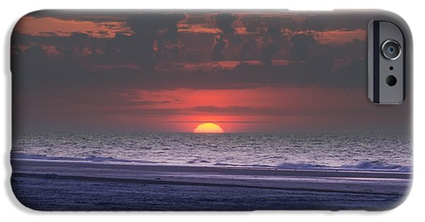 New Jersey Has The Best Sunrises IPhone Case by Bill Cannon