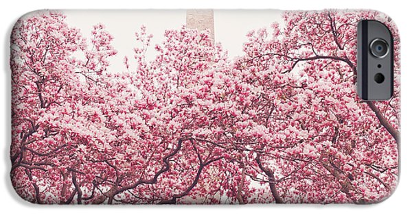 New York City - Springtime Cherry Blossoms Central Park IPhone Case by Vivienne Gucwa