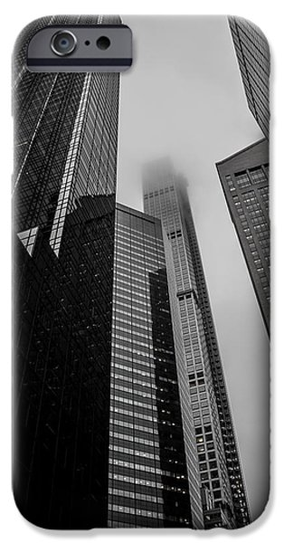New York Highrise IPhone Case by Martin Newman