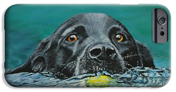 Next Time You Fetch It  IPhone Case by Bob Williams