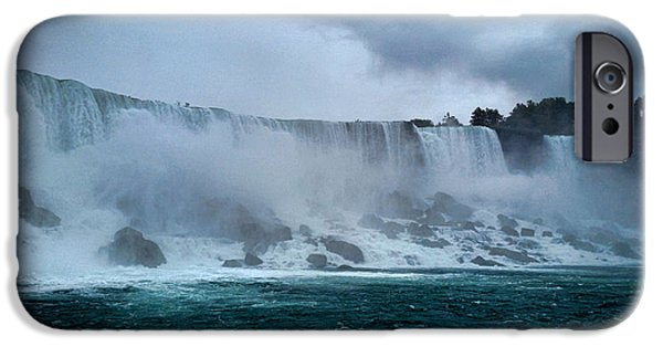 Niagara Falls Canada IPhone Case by Martin Newman