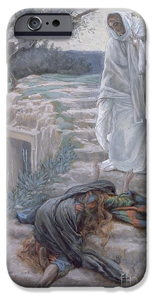 Noli Me Tangere IPhone Case by Tissot