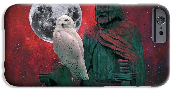 Norseman  IPhone Case by Kathy Franklin