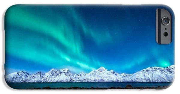November Night IPhone Case by Tor-Ivar Naess