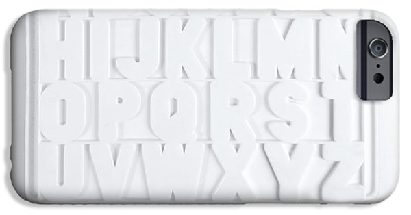 Now I Know My Abcs IPhone Case by Scott Norris
