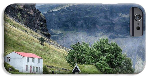 Nupsstadur - Iceland IPhone Case by Joana Kruse
