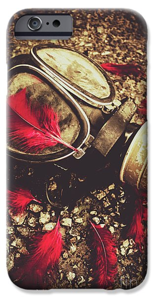 Ode To The Fallen IPhone Case by Jorgo Photography - Wall Art Gallery