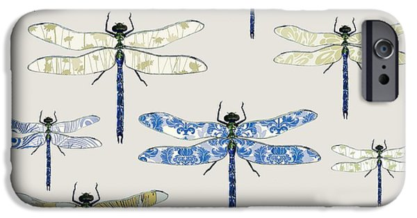 Odonata IPhone 6s Case by Sarah Hough