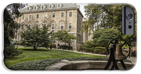 Old Main Penn State Bell  IPhone 6s Case by John McGraw