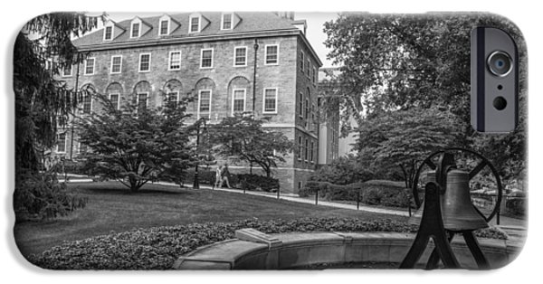 Old Main Penn State University  IPhone 6s Case by John McGraw